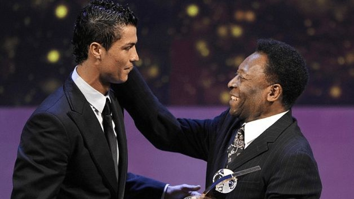 'My only regret is...': Pele pens emotional tribute after Cristiano Ronaldo breaks his goals record