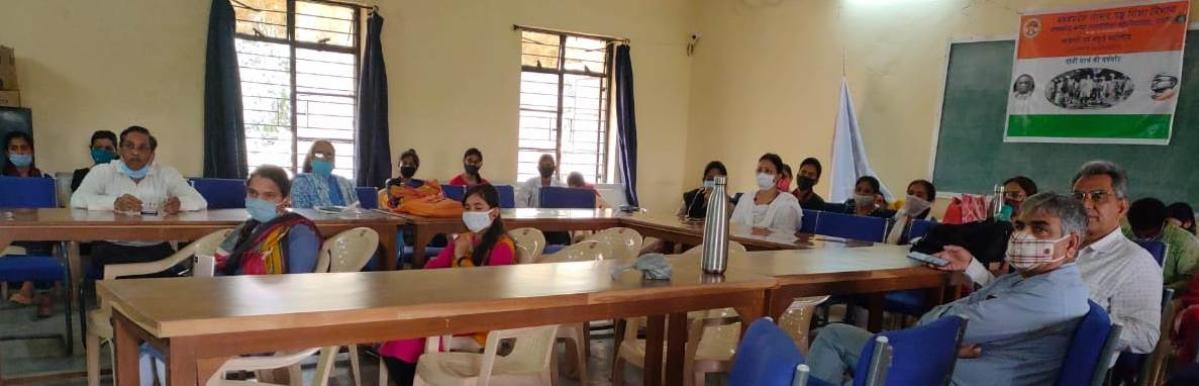 Ujjain: GGPGC organises Azadi ka Amrut Mahotsav