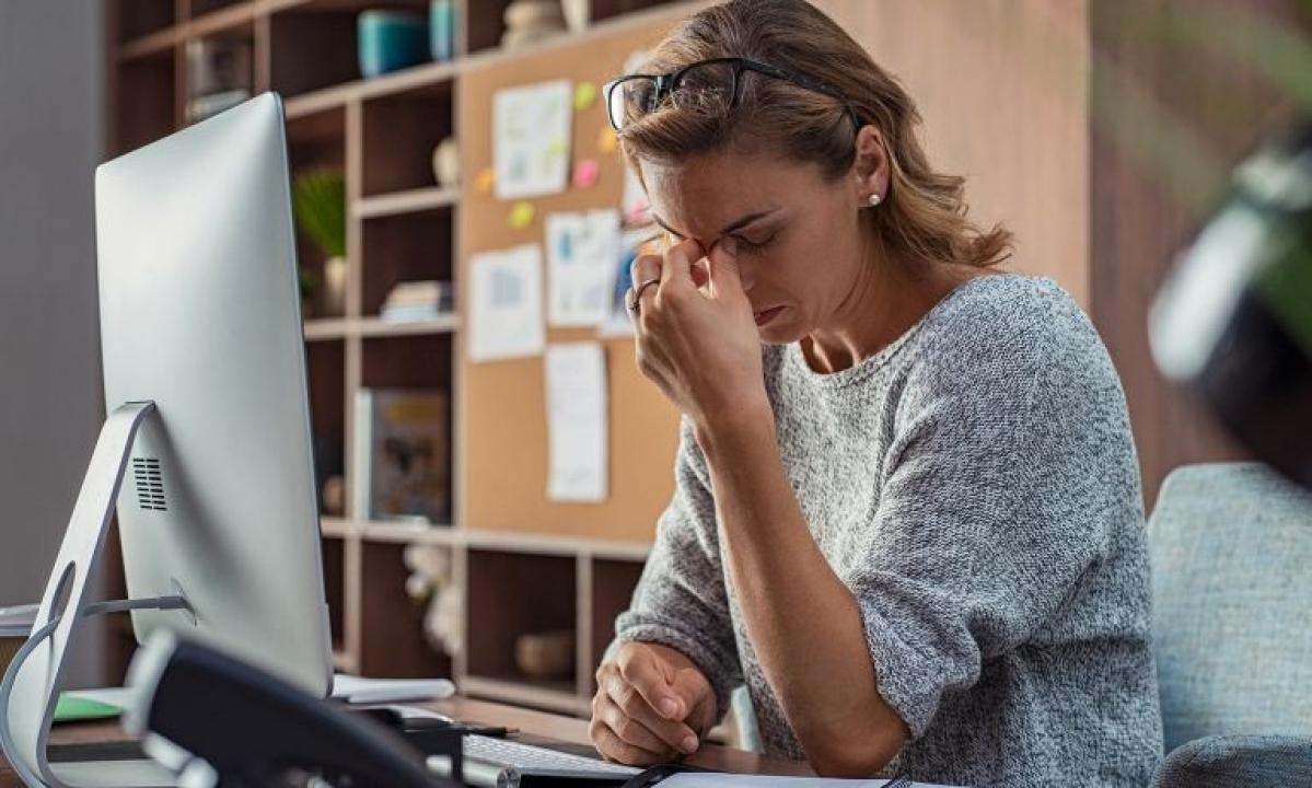 Guiding Light: Spirituality and work stress