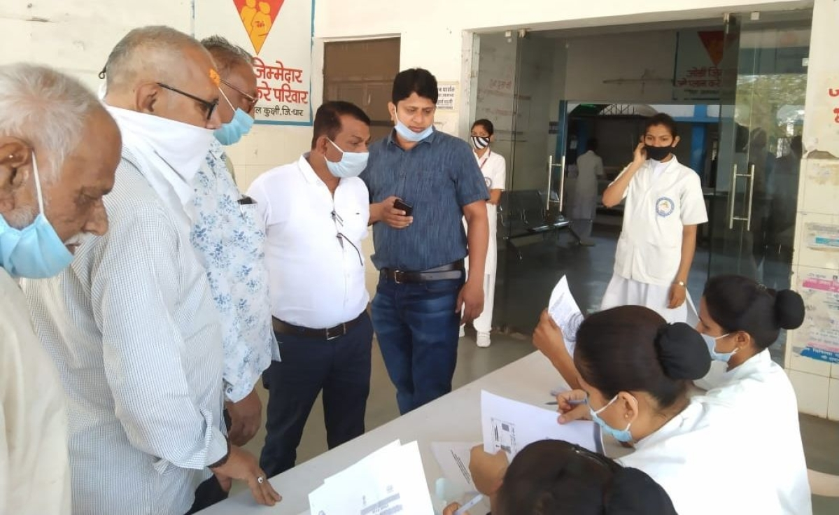 Madhya Pradesh: Kukshi surpasses 100 percent target in Dhar district