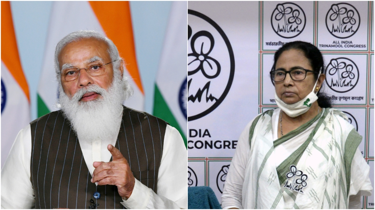 Resurgence of COVID-19 in West Bengal is 'Modi-made disaster': TMC Supremo Mamata Banerjee