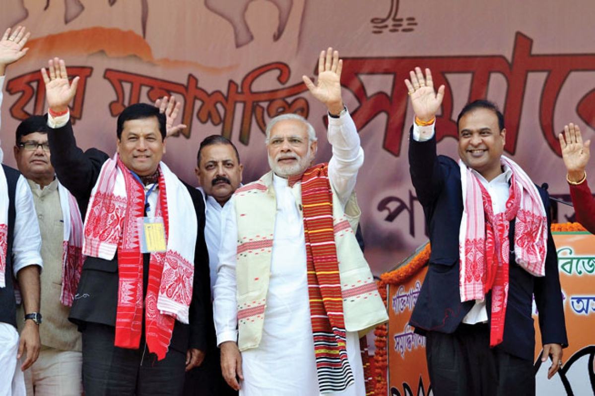 Assam Assembly Polls: BJP-led NDA to secure simple majority with narrow margin, says C-Voter opinion poll