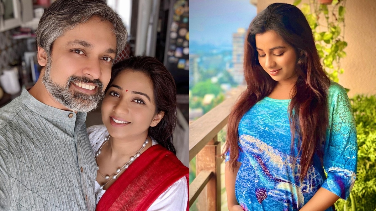 Shreya Ghoshal announces pregnancy, flaunts baby bump in latest picture