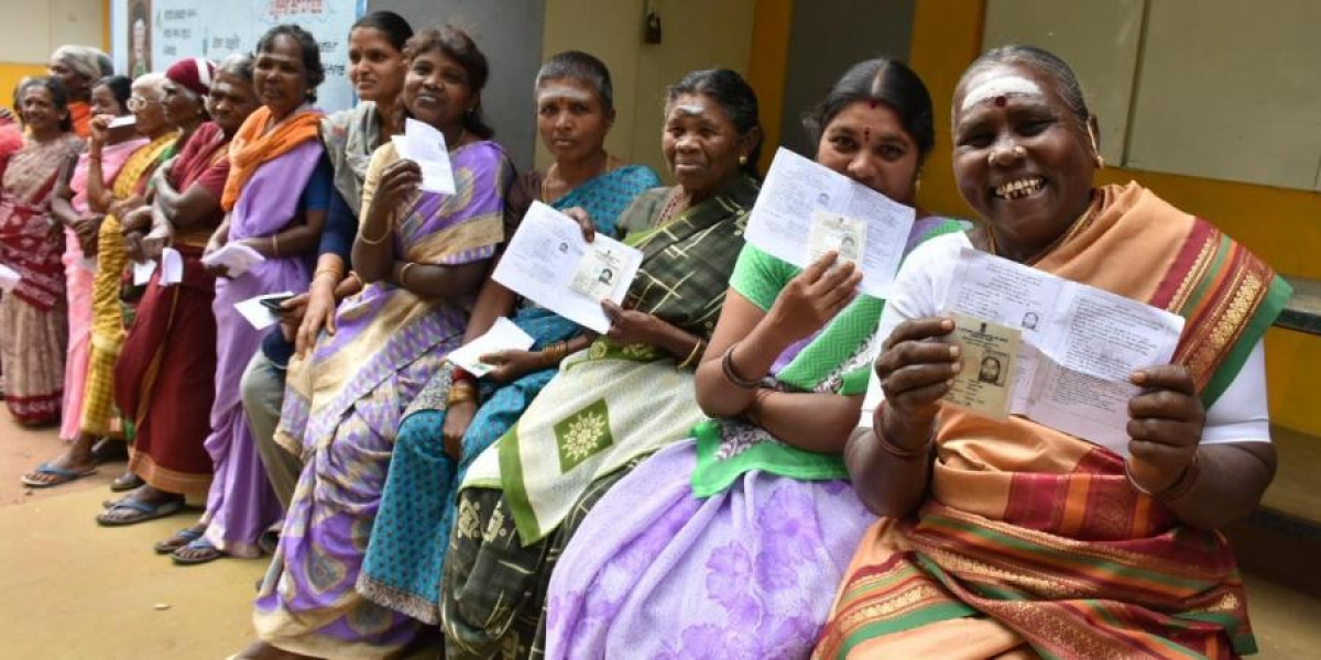 Over 6,400 nominations filed in Tamil Nadu