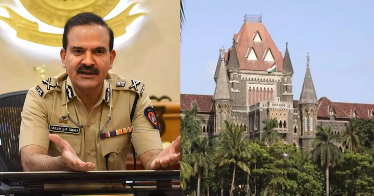 Nothing urgent in your plea, move CAT: Bombay HC tells Param Bir Singh