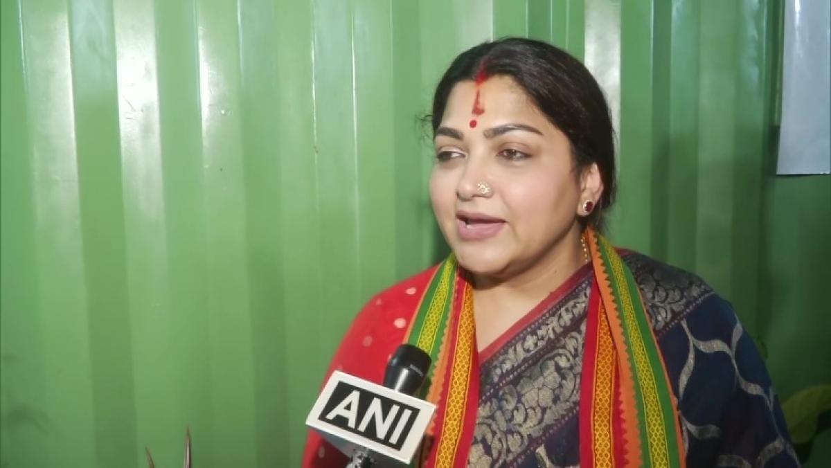 Tamil Nadu Assembly polls: Khushboo Sundar spoils chances of another ex-DMK MLA Ku Ka Selvam