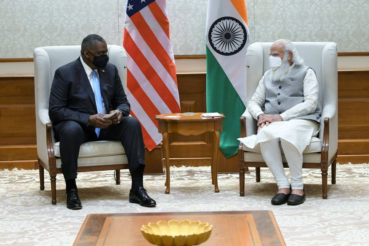PM Modi meets US Defence Secretary Lloyd Austin, says 'committed to our strategic partnership'