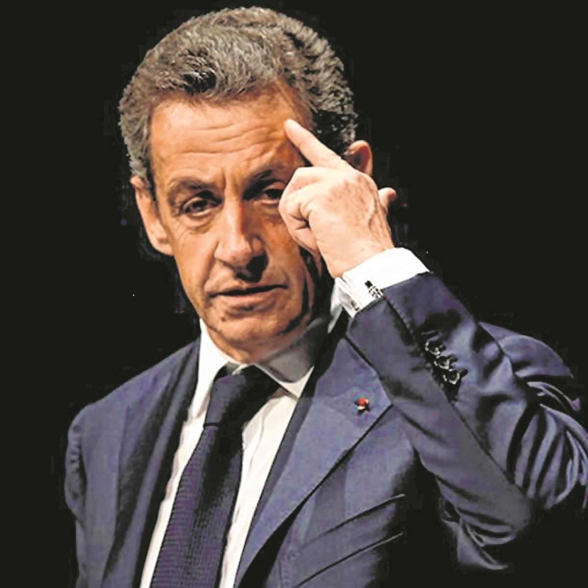 Nicolas Sarkozy sentenced to 1 year in jail for indulging in graft