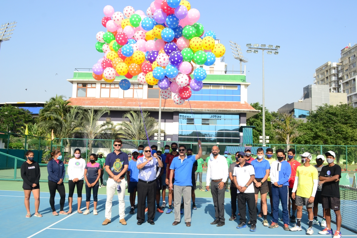 Indore: Madhya Pradesh's challenge in boys' category ends in qualifying round of national junior tennis tournament