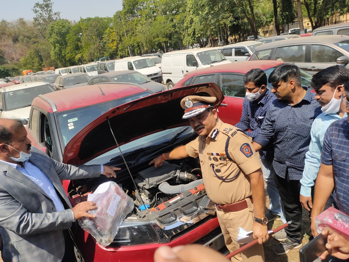 Mumbai: Nine held for selling BS-IV scrapped vehicles with forged documents