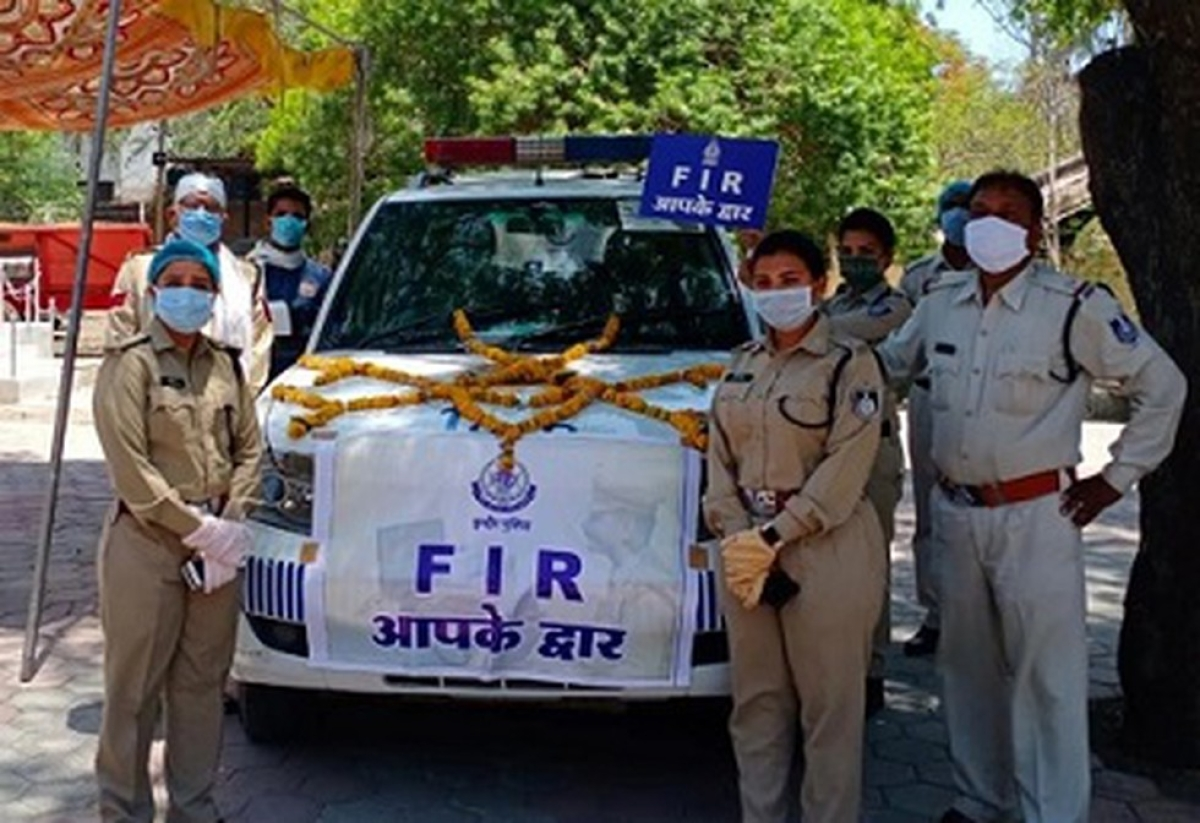 'FIR aapke dwar' fizzles out, one complaint in 11 months in Bhopal