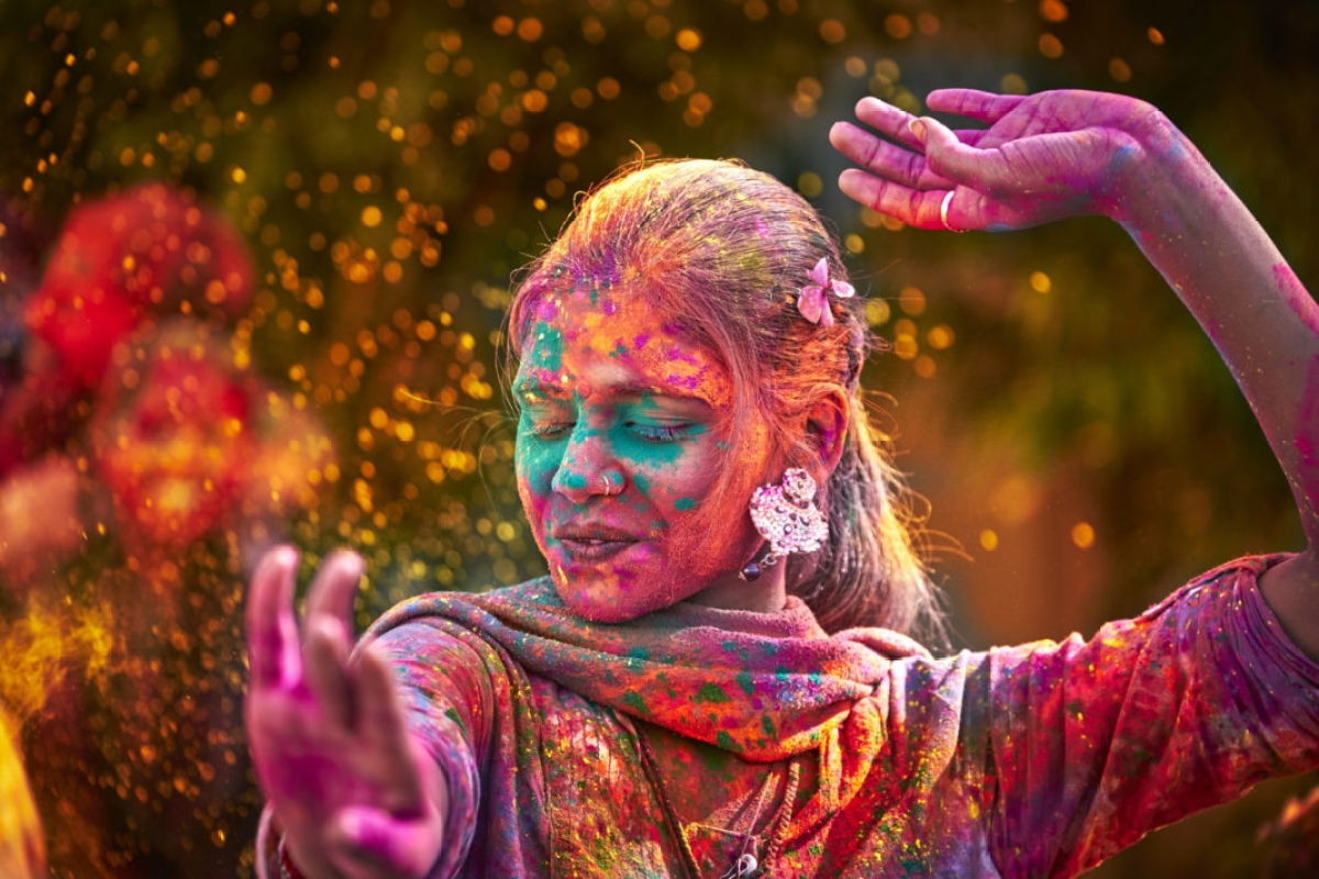 Holi 2021: Here's how the festival of colours can foster your well-being