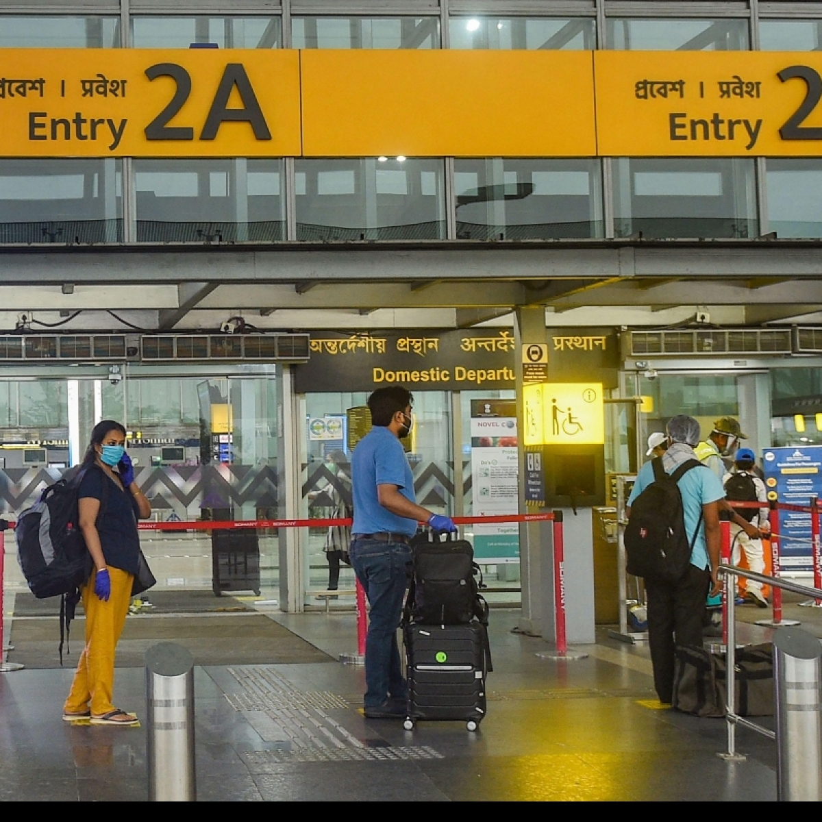 COVID-19 case surge: DGCA mulls imposition of spot fines at airports for rule violations