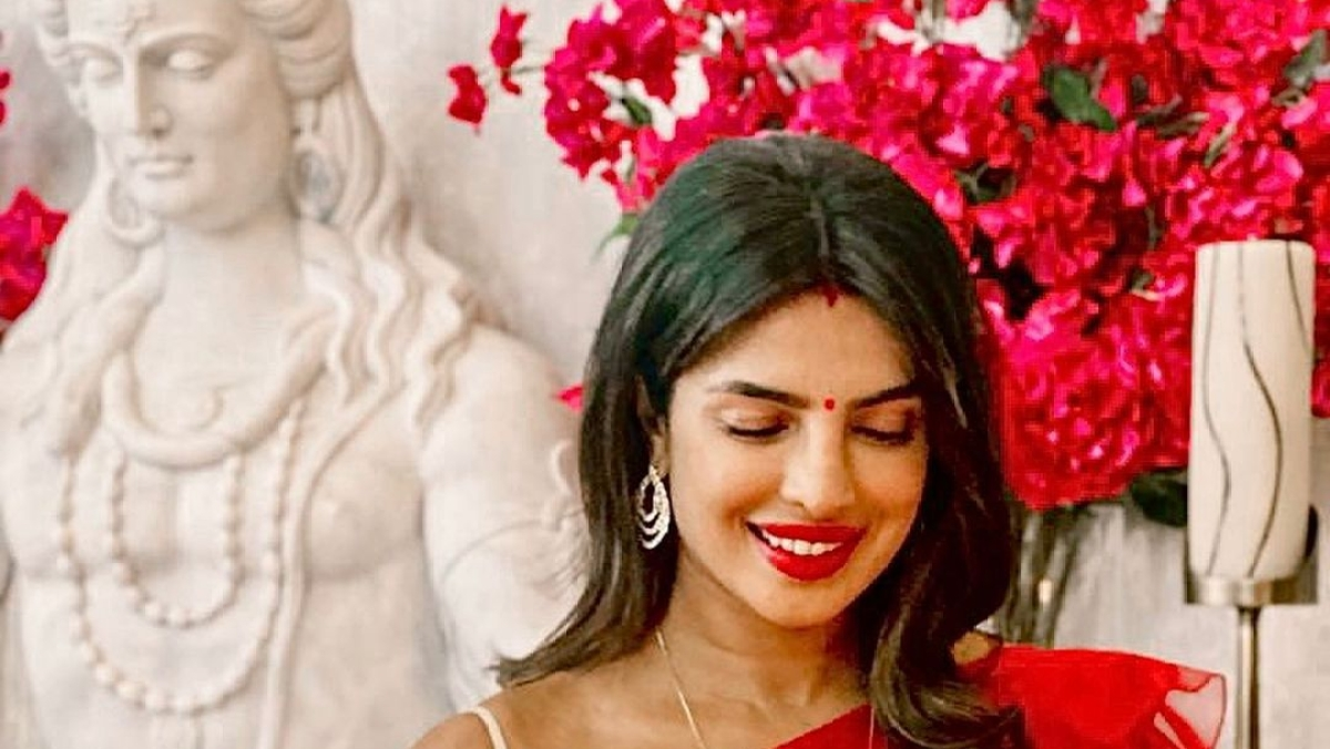 'Spirituality is such a large part of India that you cannot ignore it': Priyanka Chopra during Oprah interview