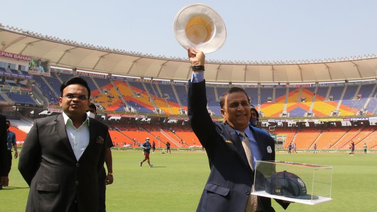 50-Years of Sunil Gavaskar's Test Debut: BCCI felicitates the 'little master' at Motera