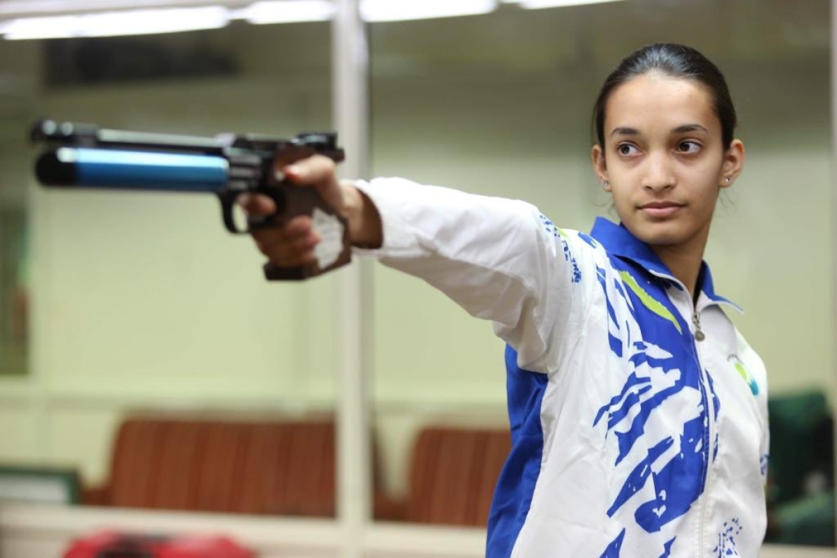 Bhopal: Shooting World Cup: City's Chinki Yadav clinches gold, India sweep women's 25m pistol medals