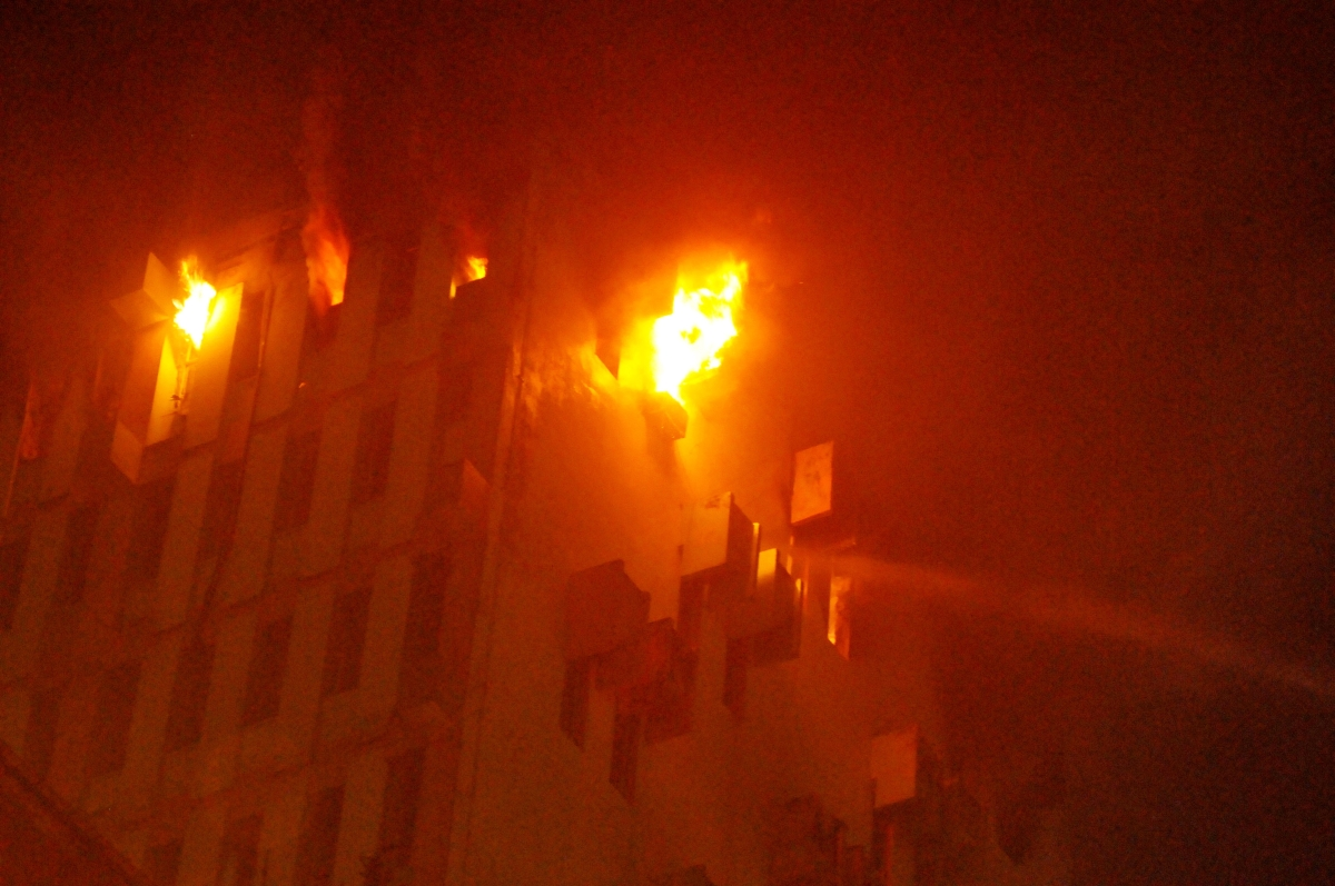 Kolkata: Railway officials failed to provide map of building, says Mamata Banerjee after 9 killed in ER HQ fire