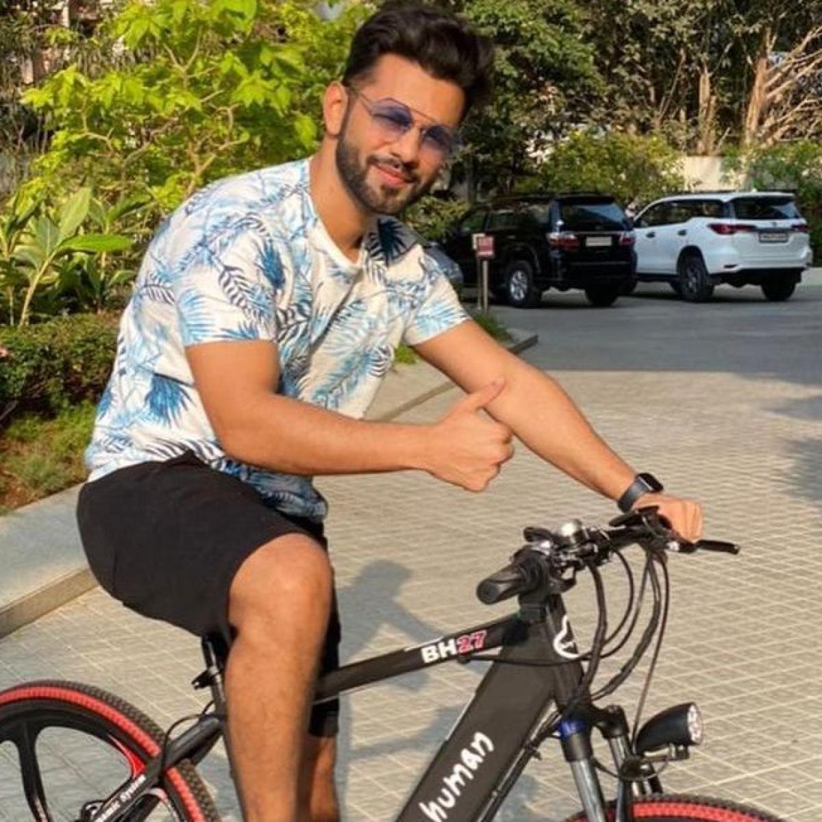 Salman Khan gifts 'Bigg Boss 14' runner-up Rahul Vaidya e-cycle worth Rs 54,000