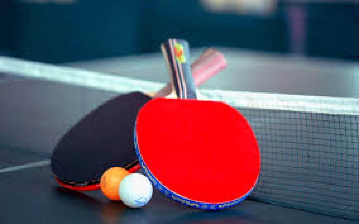 Indore: Suhana, Vartika, Sayli, Tanisha, Hasini, Sanchari, Prisa, Ananya reach semifinals in national table tennis tourney