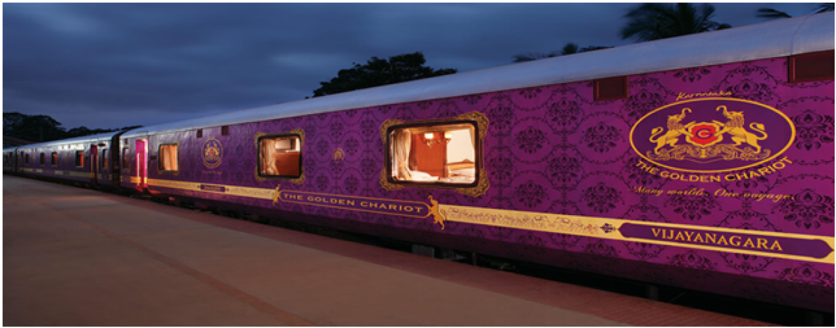 IRCTC's Golden Chariot train to restart operations from March 14