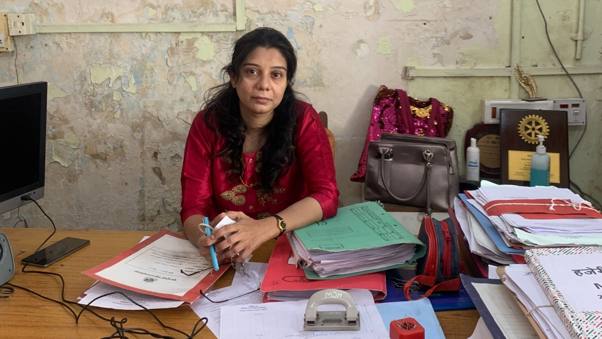 Women's Day 2021: Covid Sheroes of Mumbai - Dr Prajakta Amberkar set up a Covid Care Center for high-risk contacts