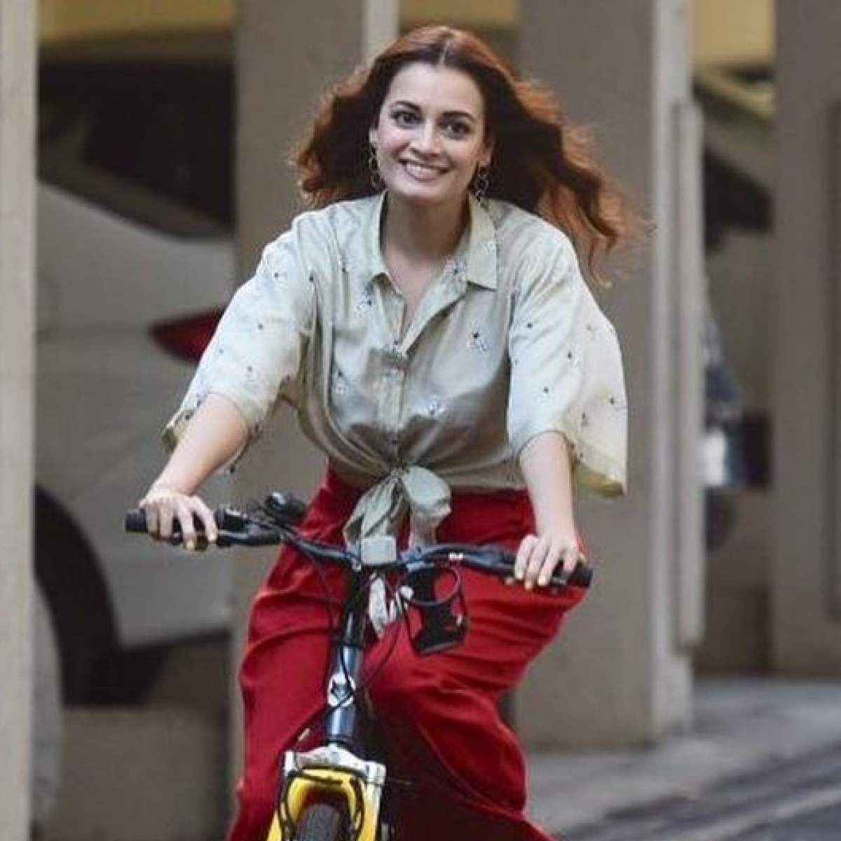 Dia Mirza has an epic reaction to news on penises shrinking because of pollution