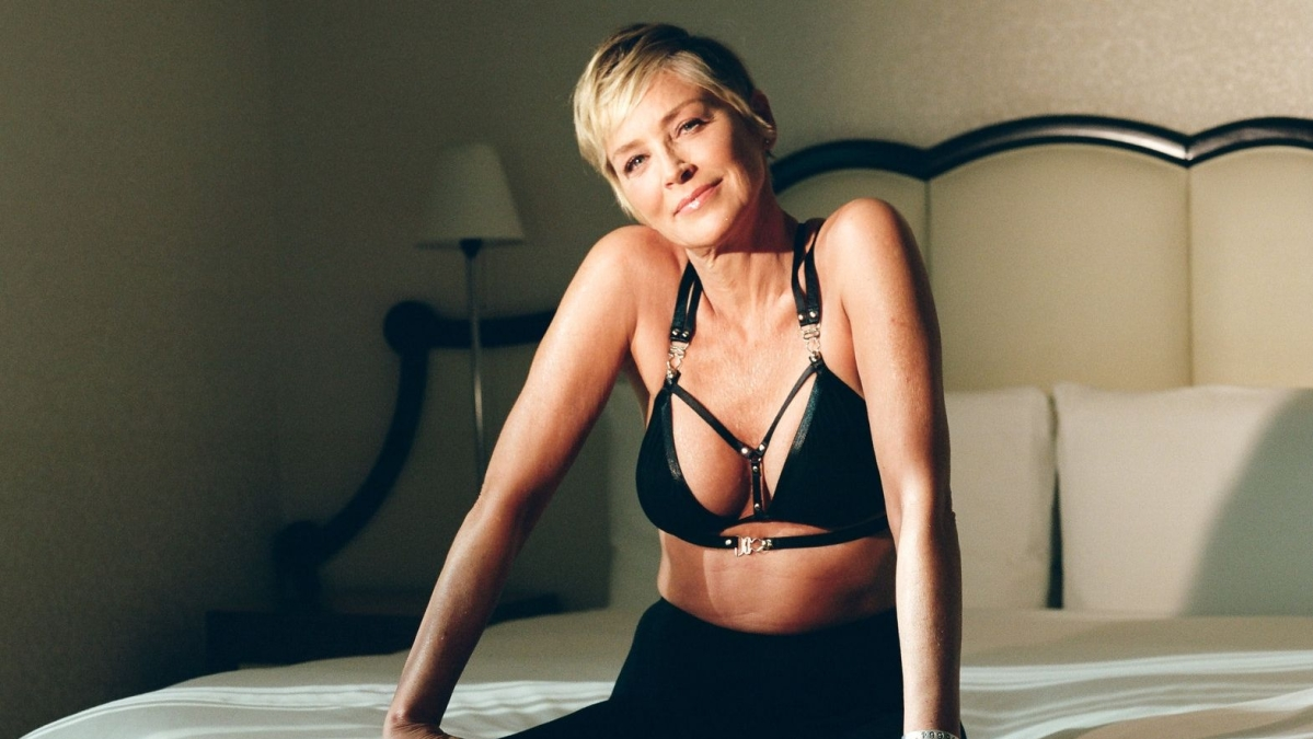 Sharon Stone says plastic surgeon gave her 'bigger boobs' without consent