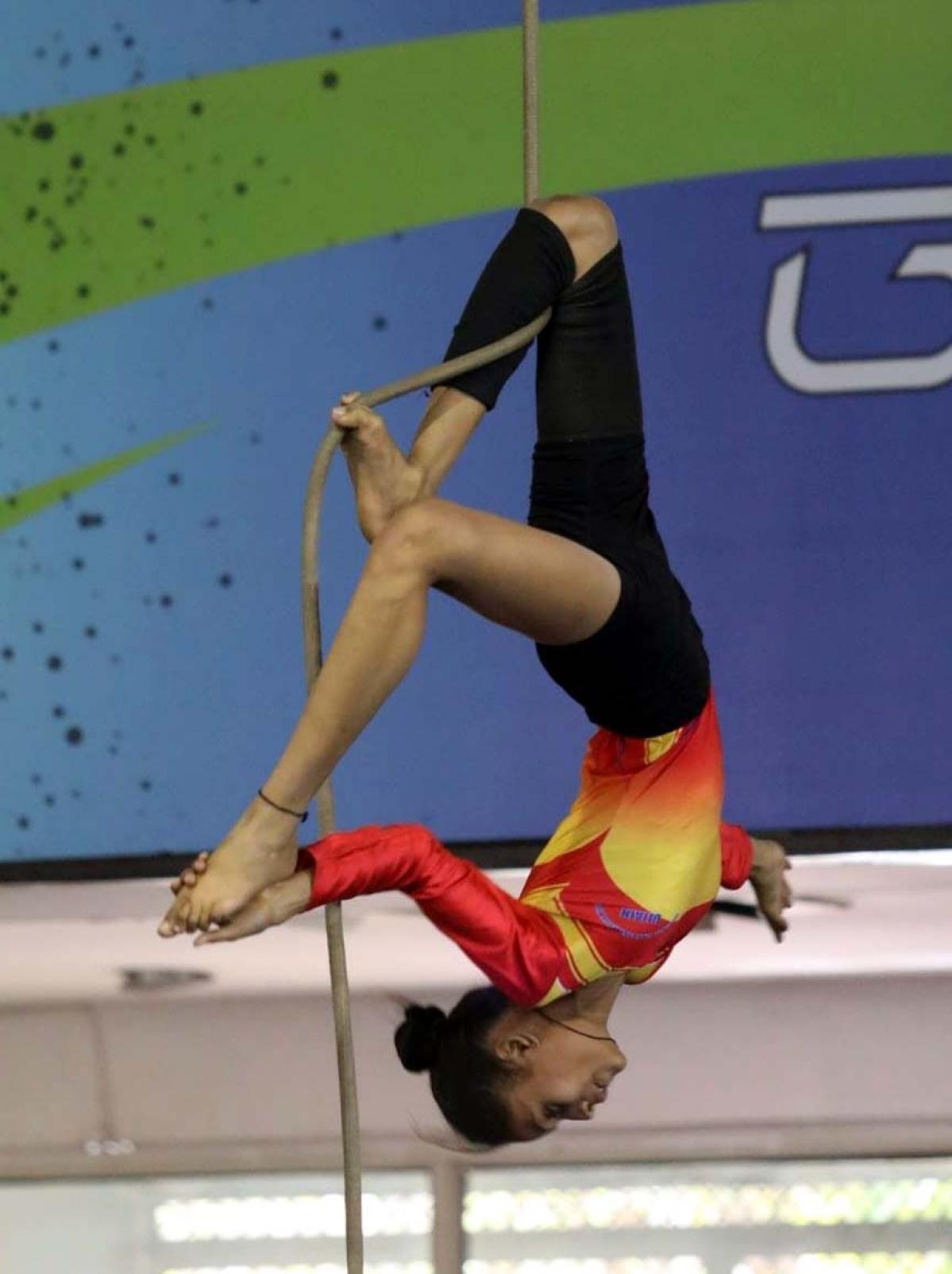 Madhya Pradesh: Ujjain sweeps state Mallakhamb tourney