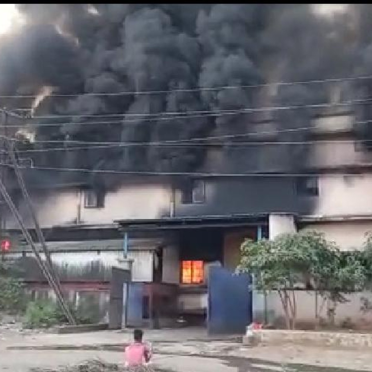 Thane: Fire breaks out at a factory in Ambernath; no casualties reported