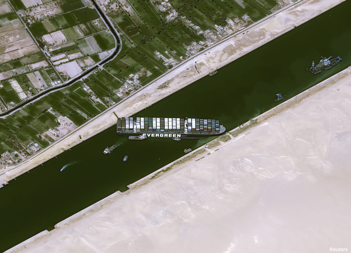 Suez Canal blockage to add pressure in global trade for a few weeks; unlike COVID-19 disruption