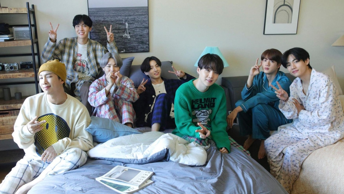 'We're nervous, and frankly, we're not expecting to win': BTS on first Grammy nomination