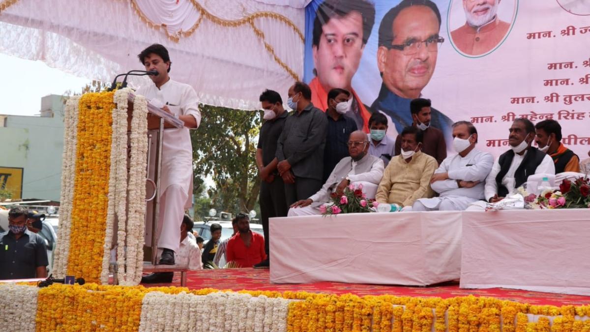 Madhya Pradesh: Burhe Balaji Hanuman Tekri Marg renamed as Sagar Singh Sisodia Marg