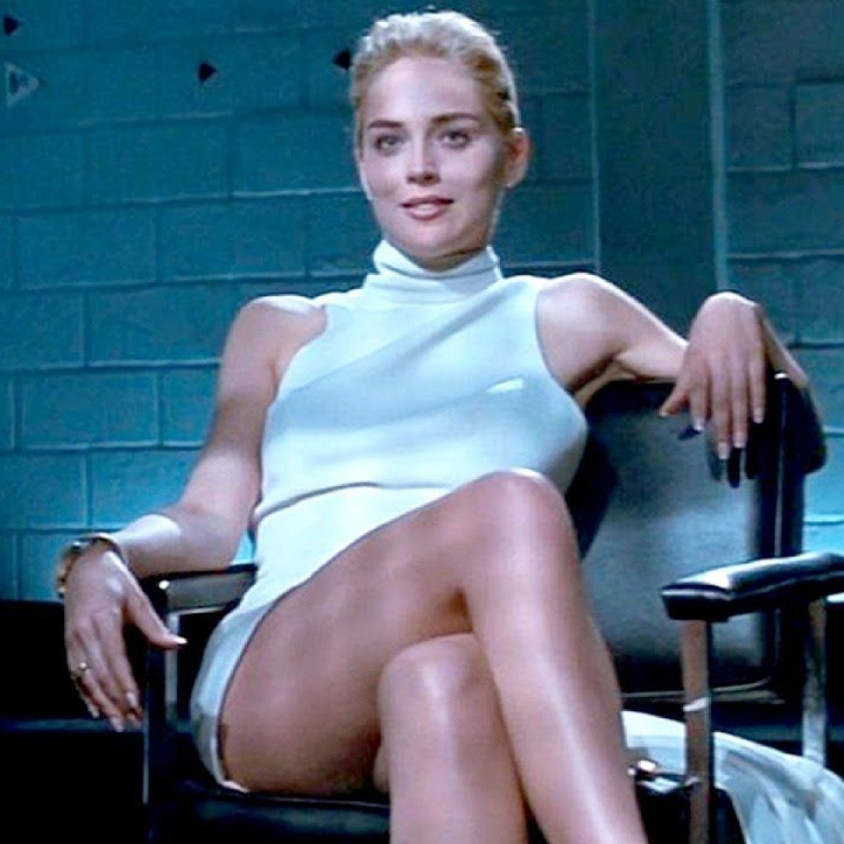 'I saw my vagina-shot after...': Sharon Stone says she had no idea her genitals would be visible in 'Basic Instinct'