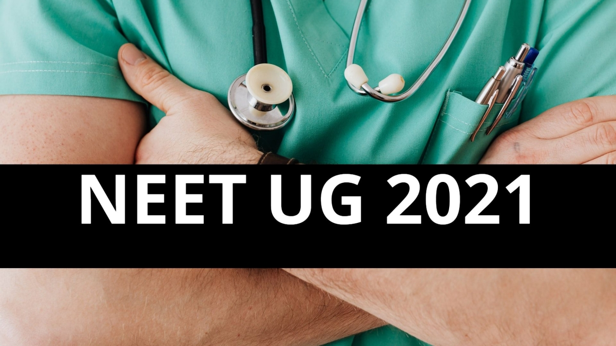 NEET (UG) 2021 to be conducted on August 1