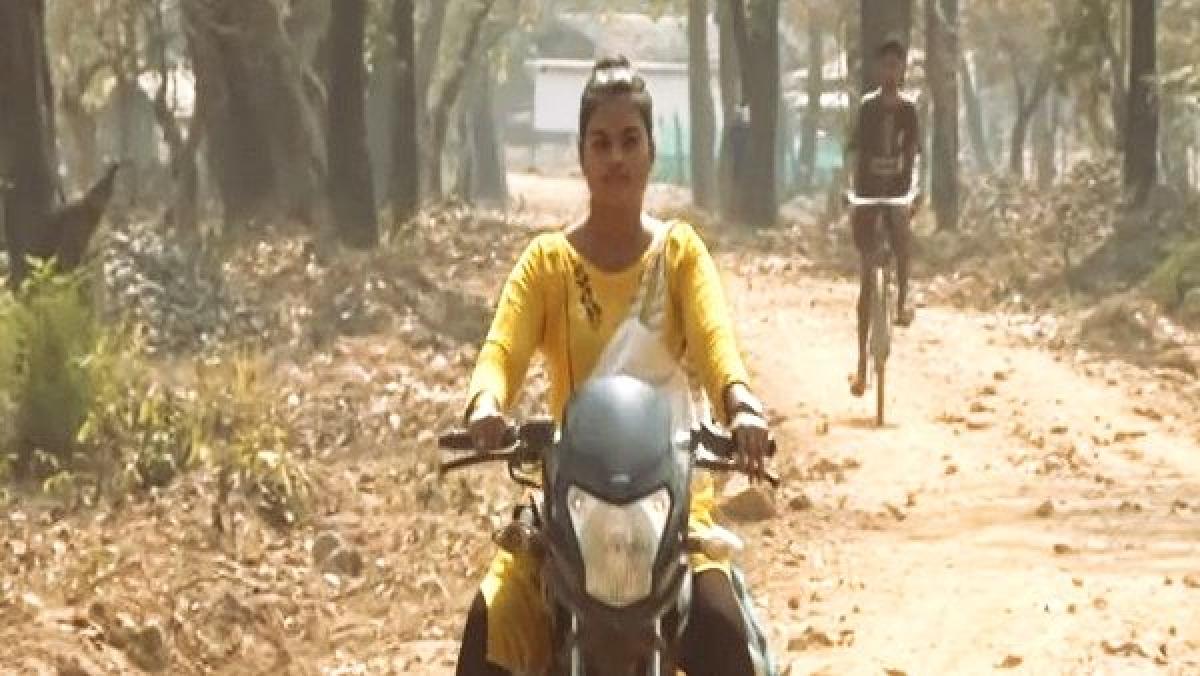 International Women's Day: Meet Bhagyashree Lekami, 21-yr-old woman sarpanch in Naxal stronghold of Gadchiroli