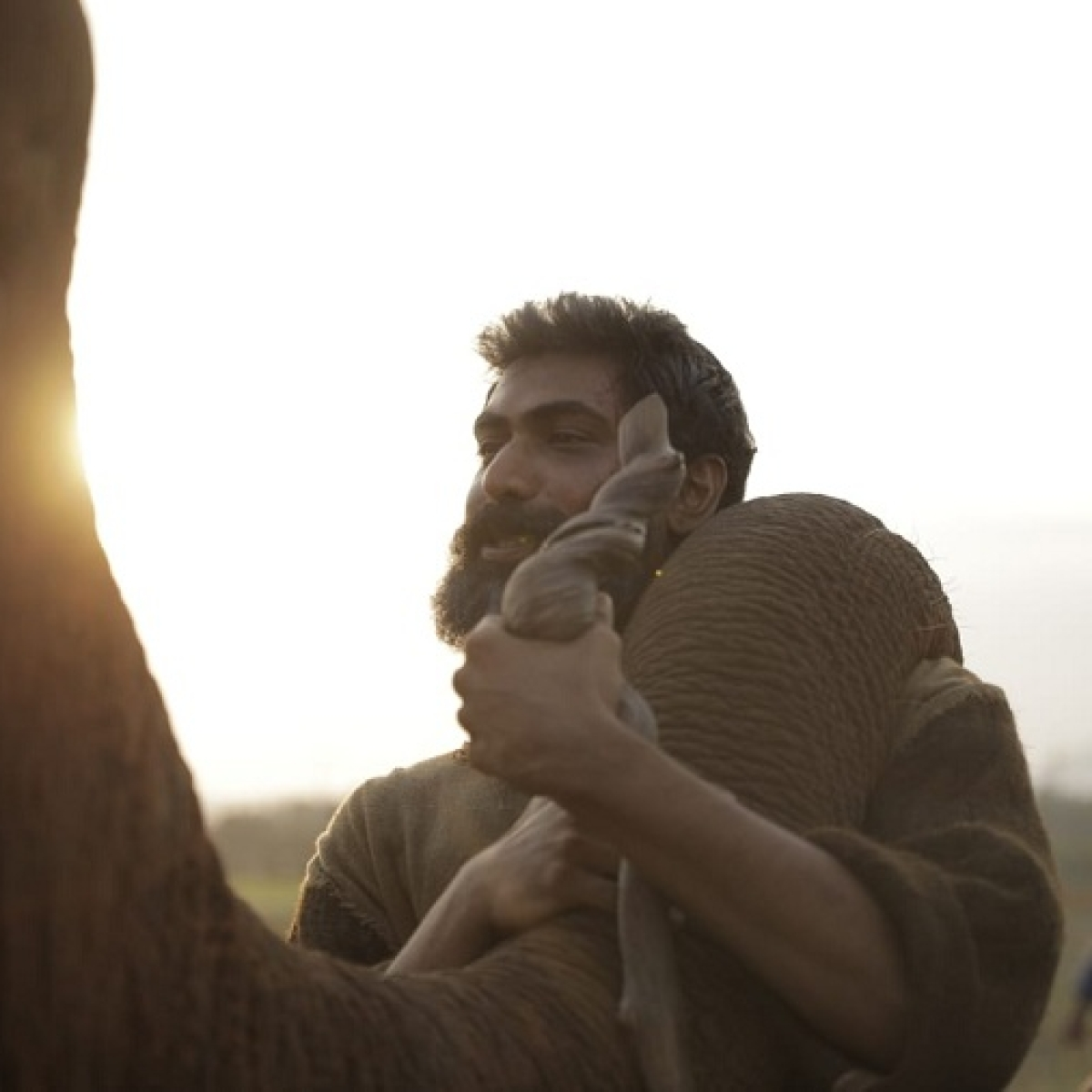 Rana's adventurous shoot in the wild for Haathi Mere Saathi