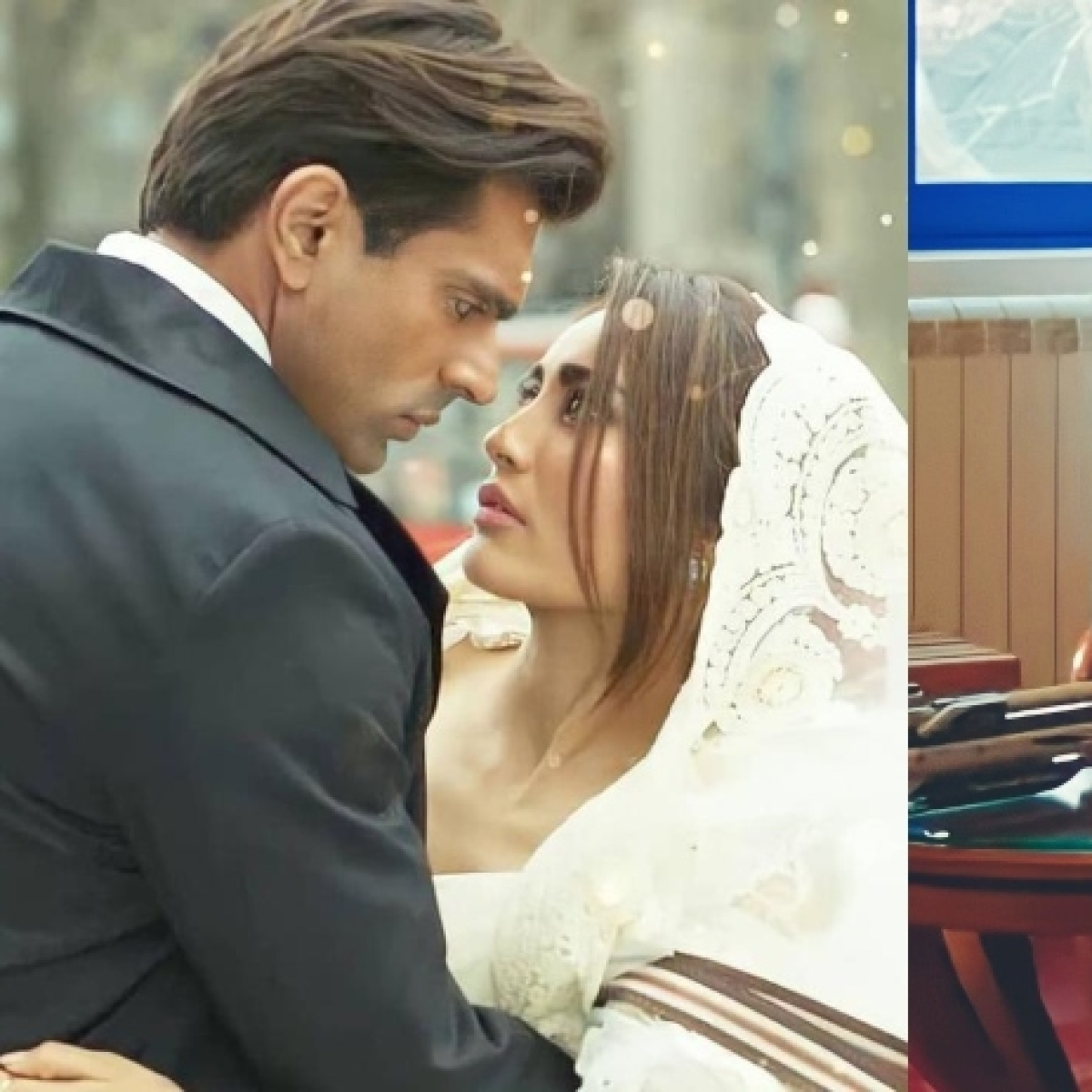 'Qubool Hai 2.0' trailer out: Karan Singh Grover, Surbhi Jyoti's classic tale of love is full of unexpected twists