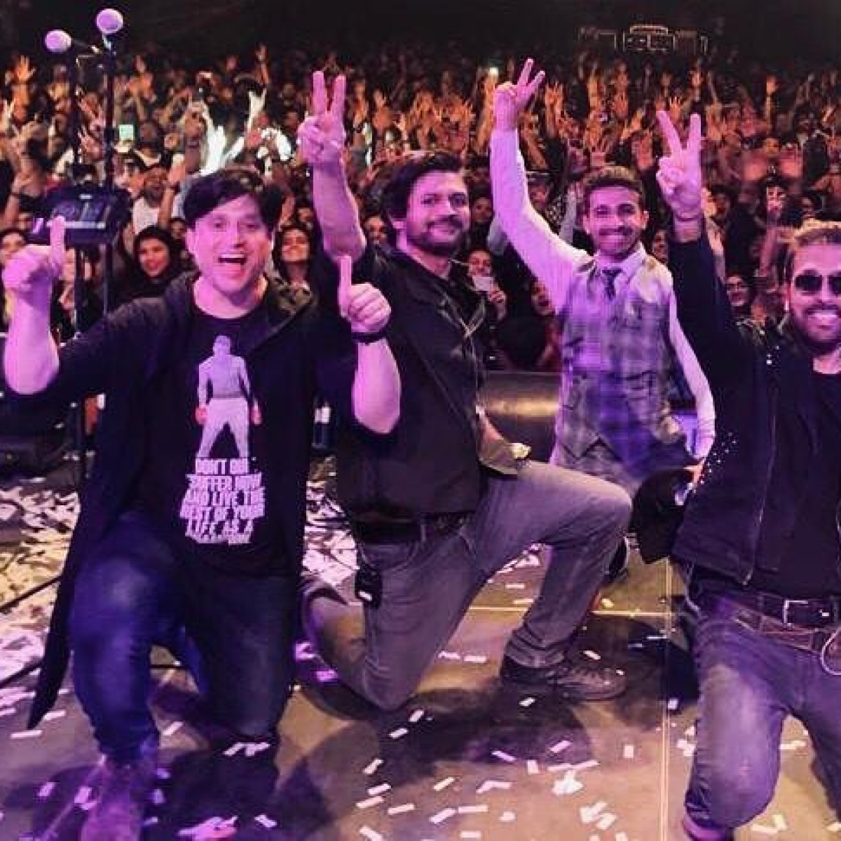 Popular Pakistani rock band Strings breakup after 33 years