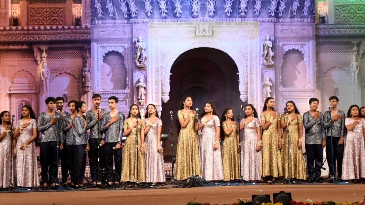 Bhopal: Anugunj a medium for kids showing hidden talent, says Chief Minister Shivraj Singh Chouhan