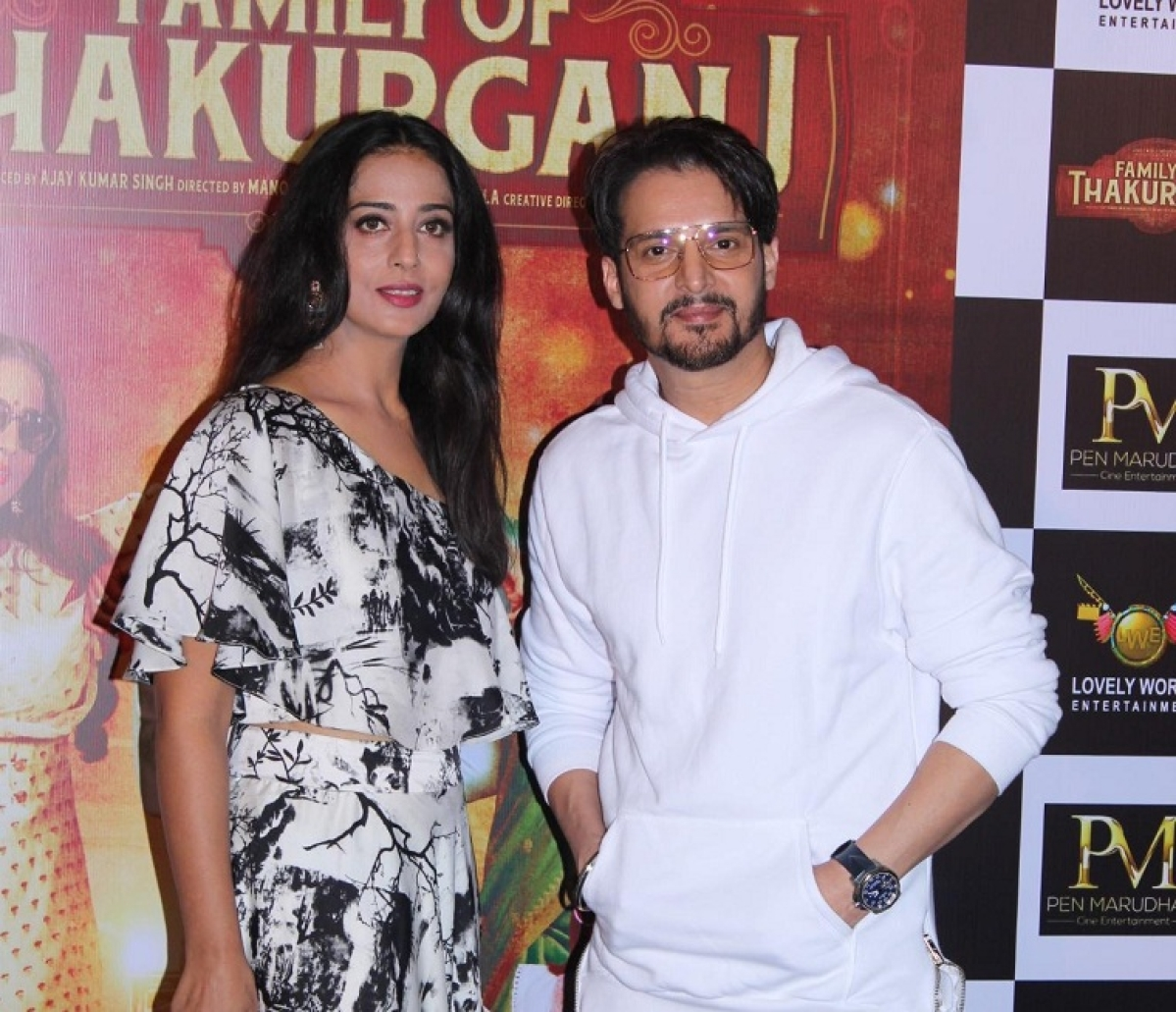 Cinema Journal Exclusive: Mahie Gill back with her 'saheb' Jimmy Sheirgill in Your Honour 2?