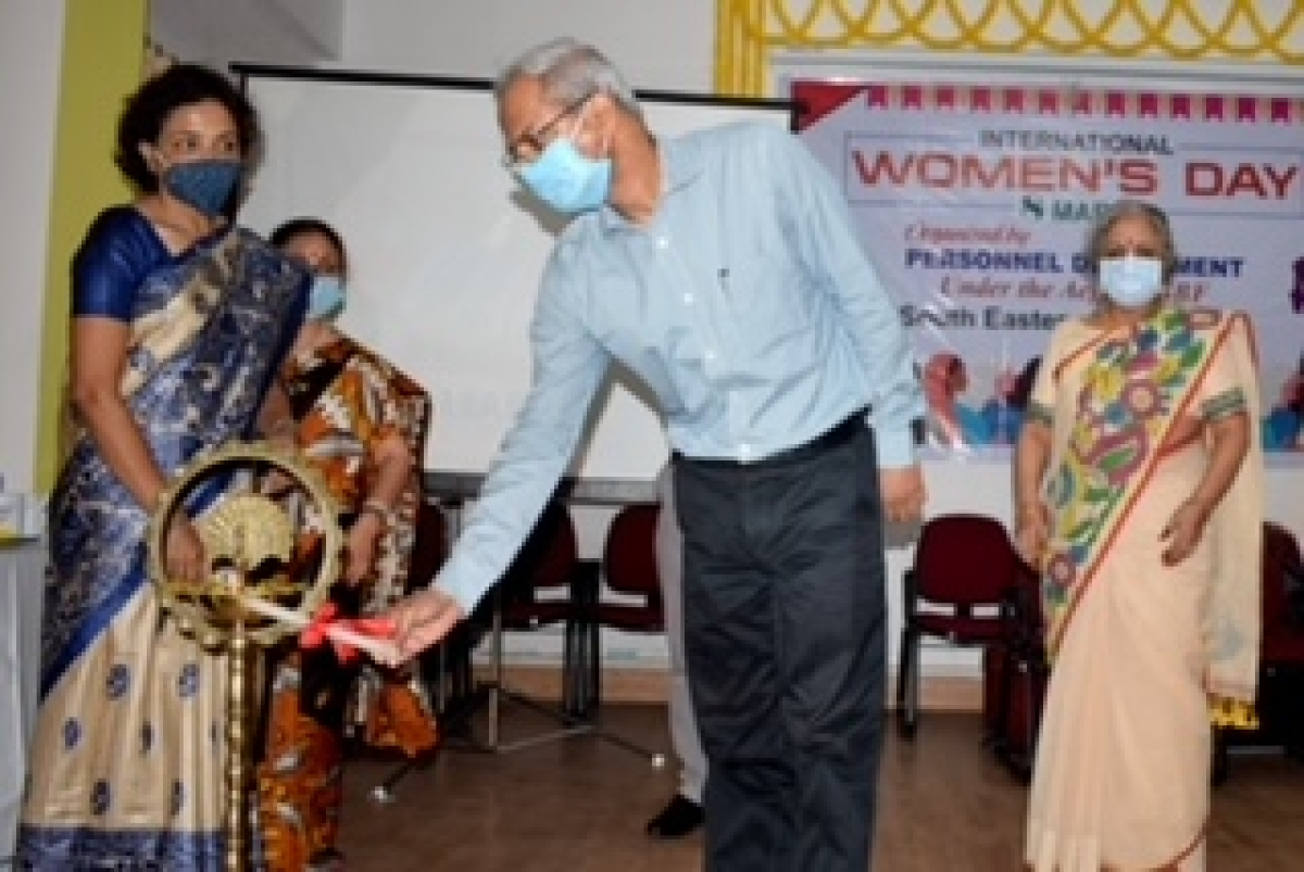 SER celebrates International Women's Day