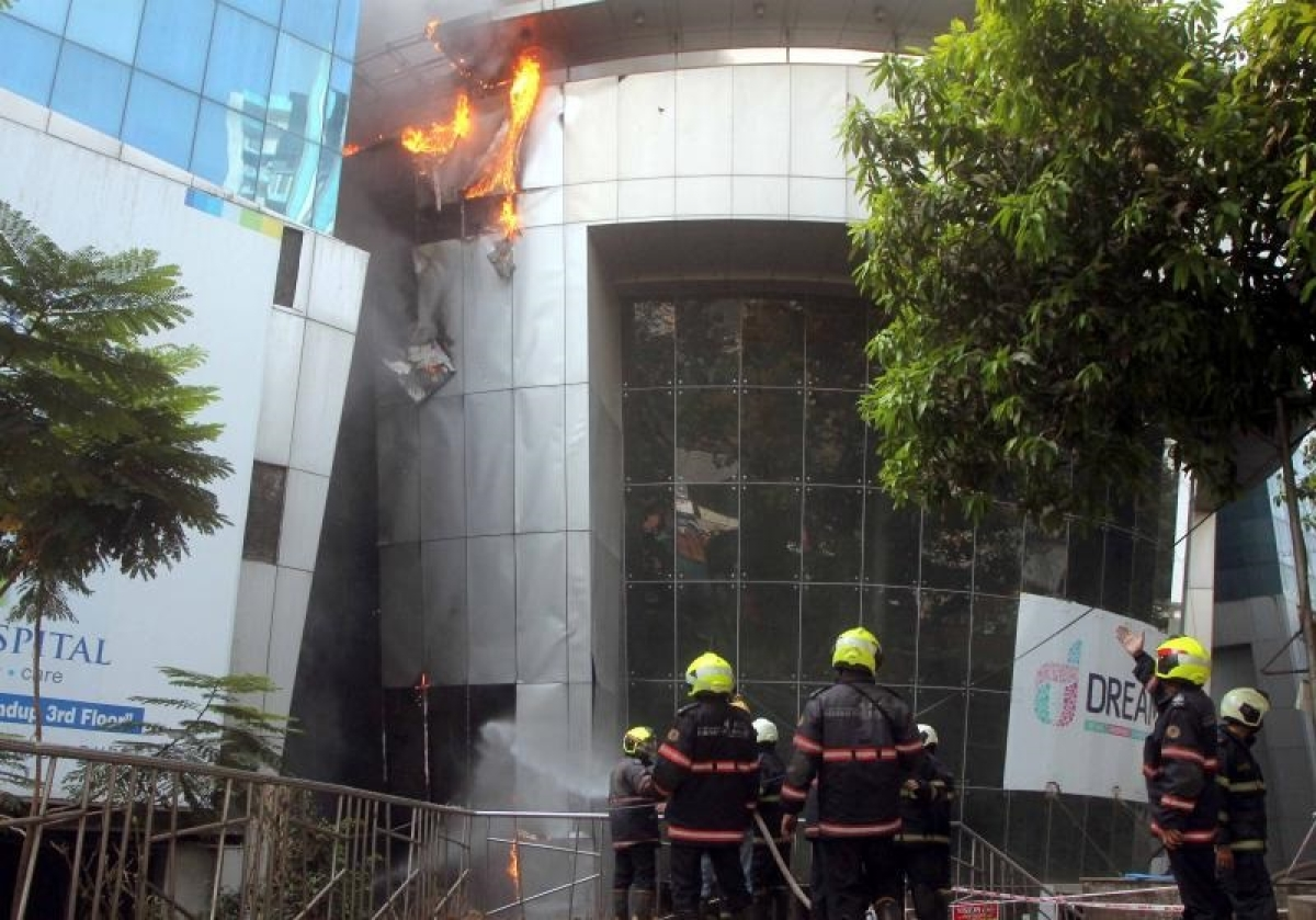 Mumbai: BMC orders probe into Bhandup Mall's Sunrise Hospital fire incident