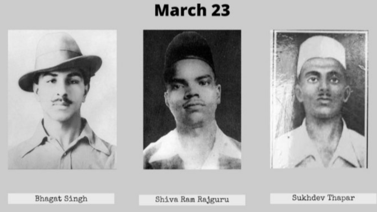 'Salute to dauntless spirit': Twitterati pay homage to Bhagat Singh, Sukhdev, Rajguru on Shaheed Diwas