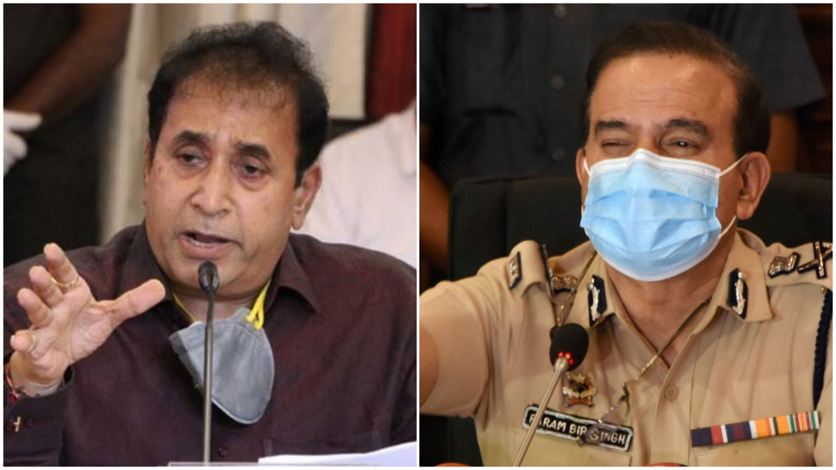 MVA govt to form panel to probe corruption charges made by Param Bir Singh against HM Anil Deshmukh
