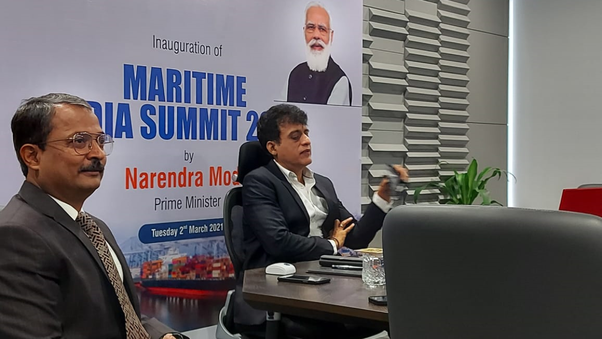 JNPT highlights the importance of developing Mega ports with world-class infrastructure