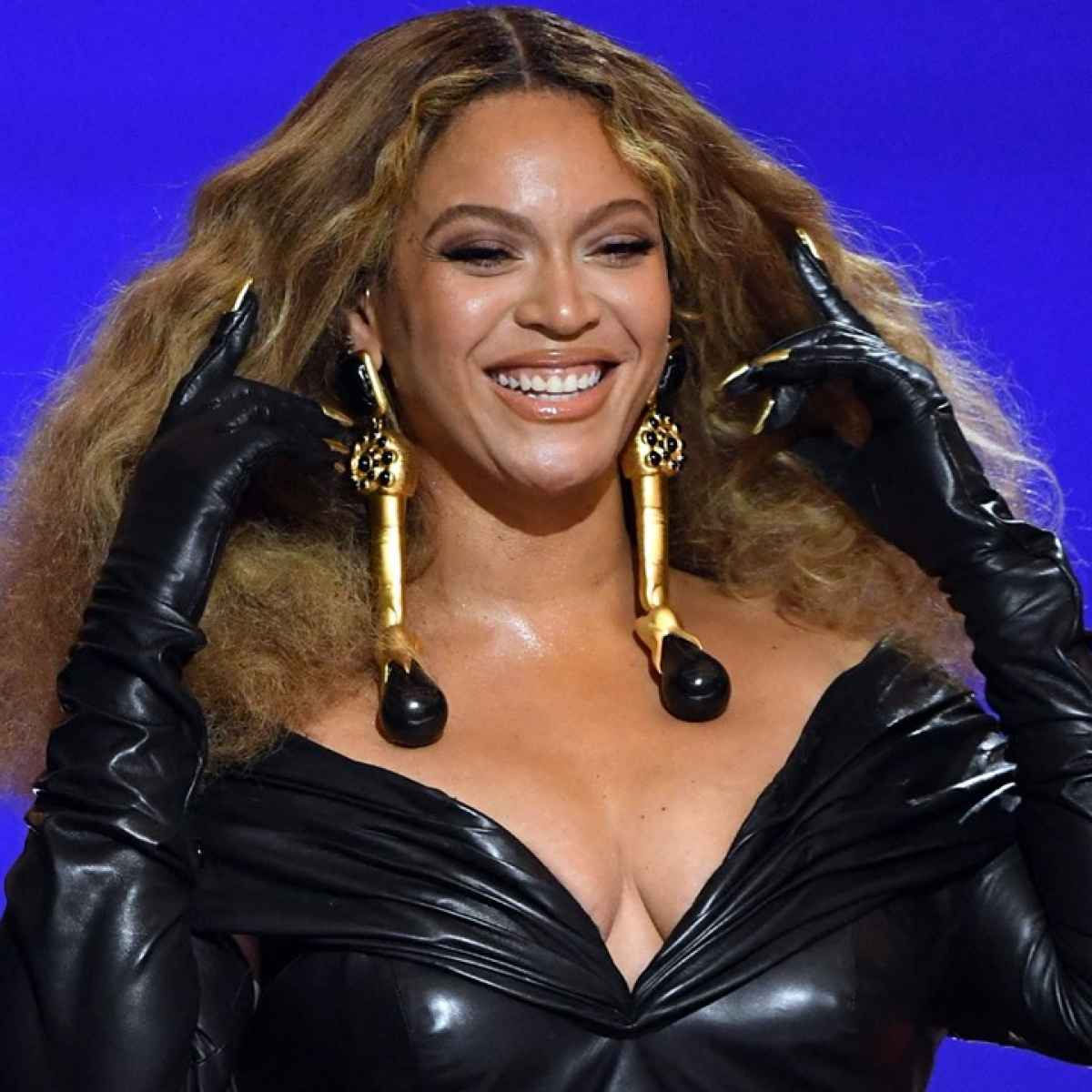 'I wanted to celebrate Black queens and kings': Watch Beyonce's heartfelt speech at Grammys 2021