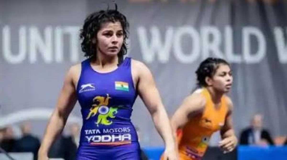 UWW Ranking Series: Sarita Mor to fight for gold