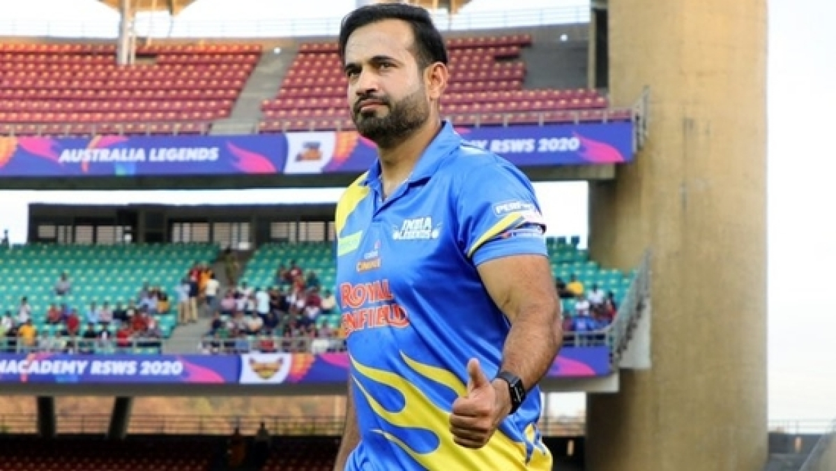 Irfan Pathan fourth player to test COVID-19 positive after playing Road Safety World Series