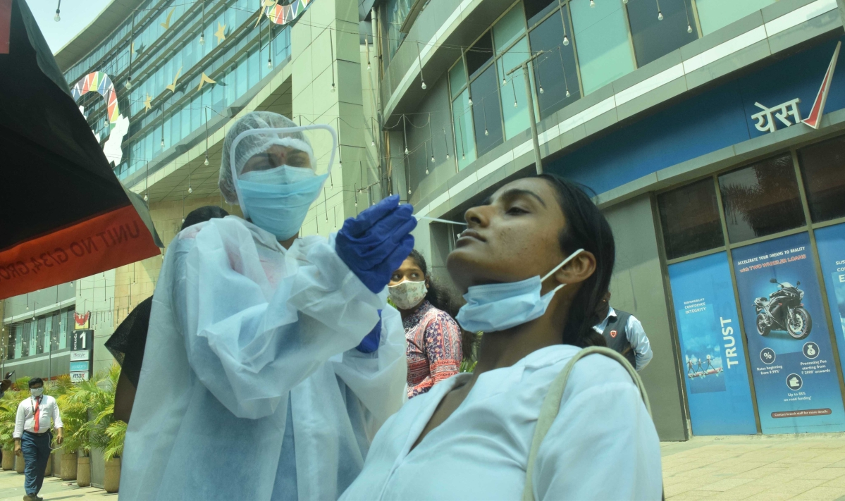 Mumbai: Worst pandemic scenario helps doctors, HCWs earn best experience