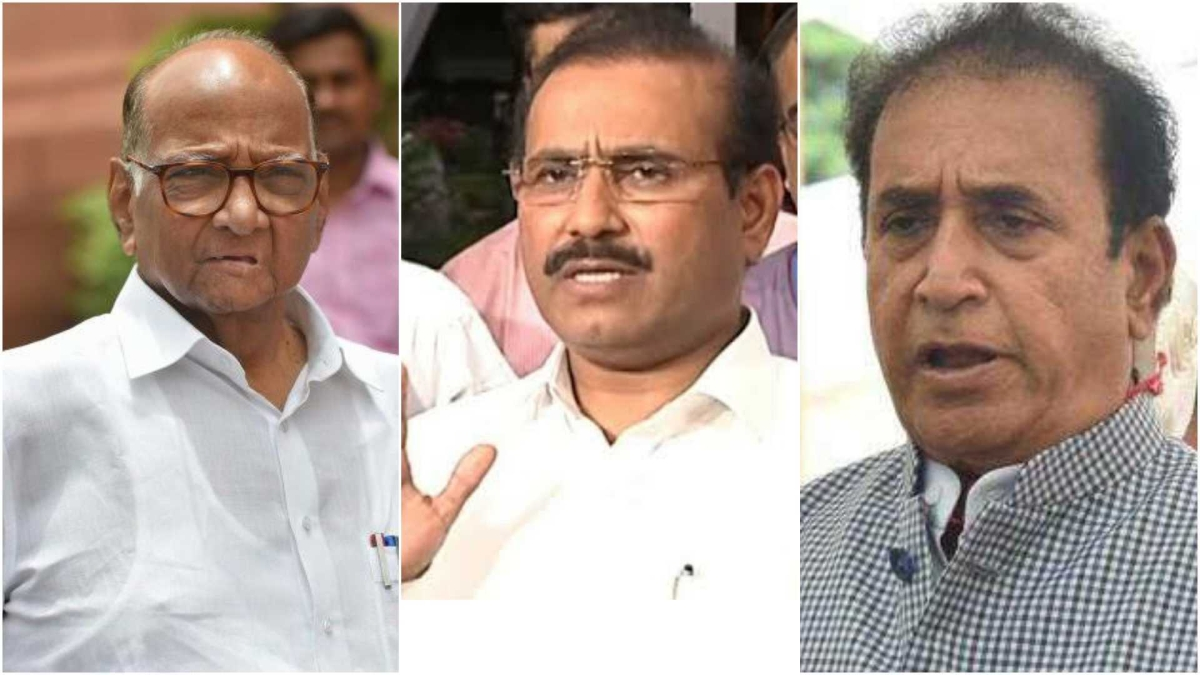 Reshuffle buzz in Maha Vikas Aghadi gets louder after Sharad Pawar meets with Anil Deshmukh, Rajesh Tope
